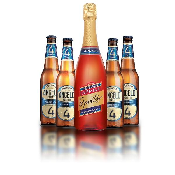 Cervezas + Spritz